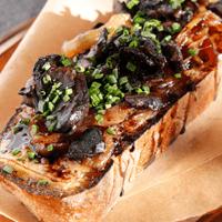 truffle-mushroom-bruschetta
