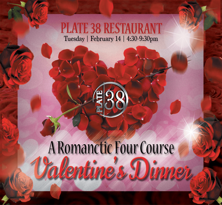 & Valentineu0027s Night Menu - Plate 38