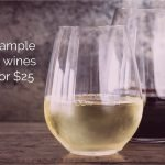 wine tasting 8 samples for $25