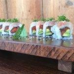 chef robert's tuna duo roll