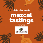mezcal tastings with El Samaritano